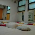sede shiatsu club STAYFIT - Monza ingresso sala corsi 3