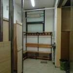 sede shiatsu club STAYFIT - Monza ingresso spogliatoi