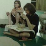 Insegnanti Shiatsu IRTE Massimo Barattini e Cecilia Bonazzi