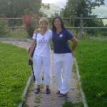 Insegnanti Shiatsu IRTE Elena e Anadegi